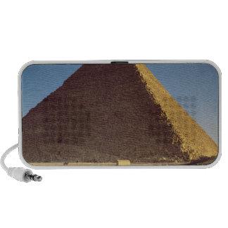 La gran pirámide del viejo reino de Khufu iPhone Altavoz