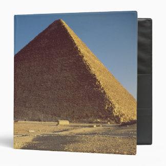La gran pirámide del viejo reino de Khufu