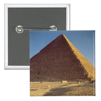 La gran pirámide del viejo reino de Khufu Pins