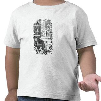 La gran plaga camiseta