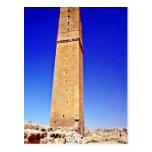 La gran torre de Harran Tarjeta Postal