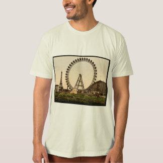 La grande rue (i.e., roue), Paris, France classic Tshirt