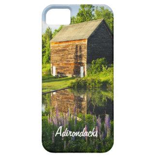 La granja de Juan Brown en el Adirondacks, N.Y. Funda Para iPhone 5 Barely There