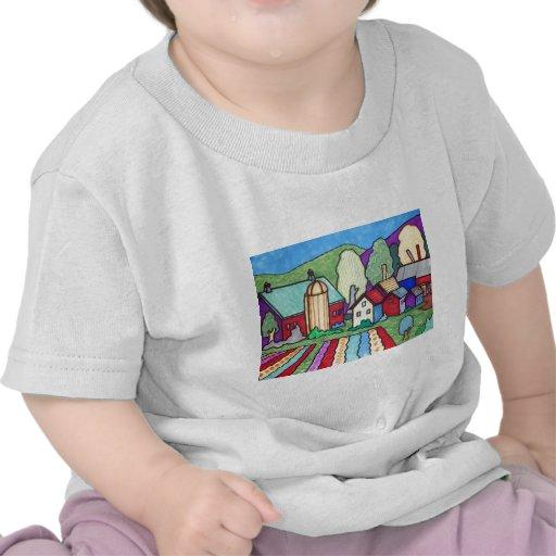 La granja de Quentin Camiseta