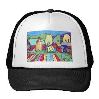 La granja de Quentin Gorros Bordados