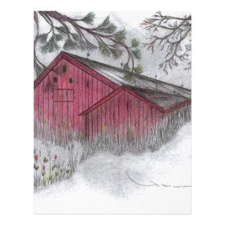 La granja de Roberto E Meisinger 2012 Plantilla De Membrete