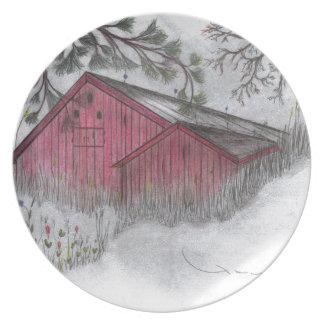 La granja de Roberto E Meisinger 2012 Plato