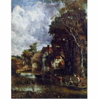 La granja del valle de John Constable (la mejor ca Escultura Fotografica