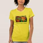 ¡La granja fresca es la mejor! Camisetas