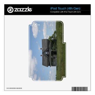 La granja vieja calcomanía para iPod touch 4G
