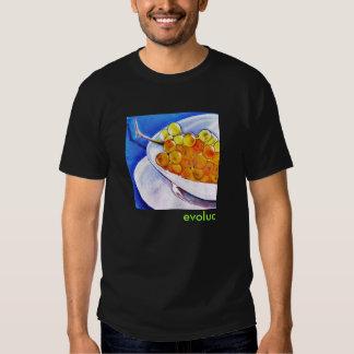 la grap de raisin, evoluc - Custom... - Customized T-shirt
