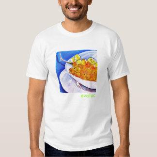 la grap de raisin, evoluc - Customized Tee Shirt