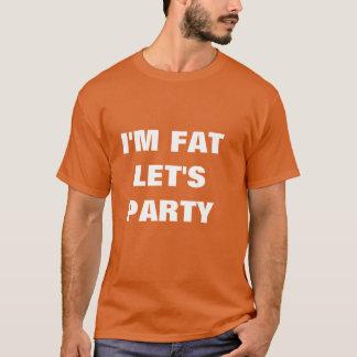 la grasa im deja al fiesta playera