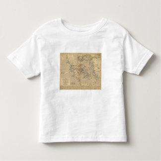 La Grece, les cotes de l'Asie Mineure Tee Shirts