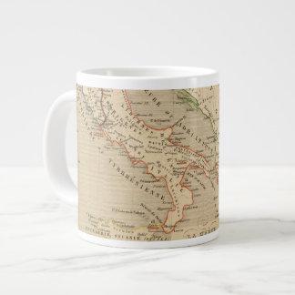La Grece, l'Italie, 1190 a 504 av JC Giant Coffee Mug