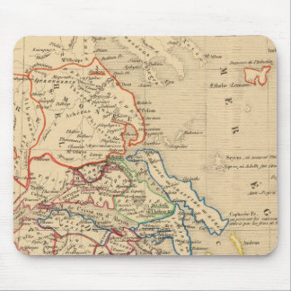 La Grece y partie de l'Asie Mineure, sistema de pe Tapete De Raton
