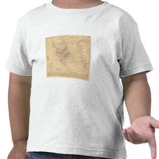 La Grece y partie de l'Asie Mineure, sistema de Camiseta