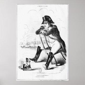 La Grenouille et le Boeuf Poster