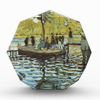 La Grenouillere - Claude Monet Acrylic Award