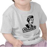 La grieta es Whack Camiseta