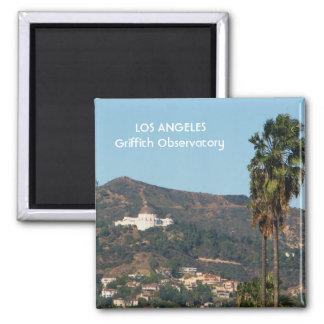 LA Griffith Observatory Magnet! Magnet