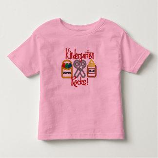 La guardería oscila la camiseta camisas