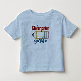 La guardería oscila la camiseta playera