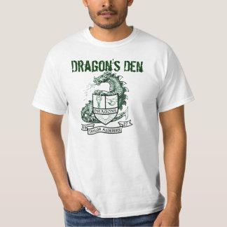 """La guarida del dragón de Allderdice """"me encuentra Playera"""