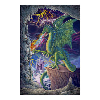 La guarida del dragón impresiones