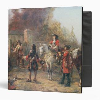 La guarnición del pueblo tenía en Surrendere