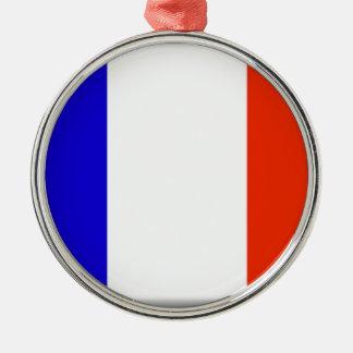 La Guayana Francesa Adorno Redondo Plateado