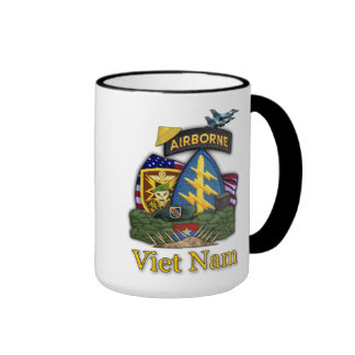 La guerra de Vietnam del REMIENDO del MAC V SOG Tazas