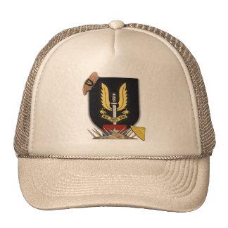 La guerra de Vietnam del servicio aéreo especial Gorro De Camionero
