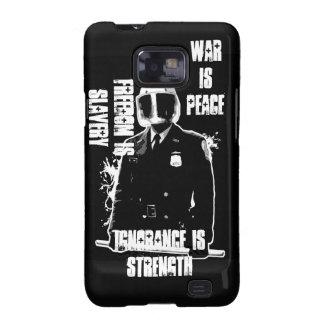 La guerra es caja de la galaxia S de Samsung de la Samsung Galaxy SII Carcasas