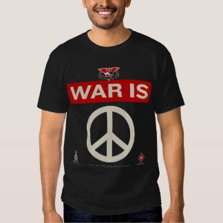 La guerra es camisa de la paz