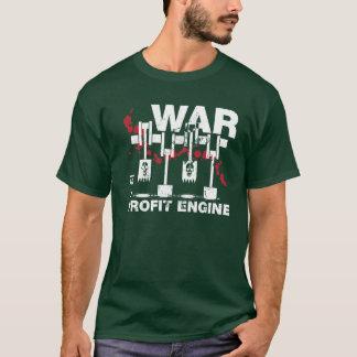 La guerra es un motor del beneficio playera