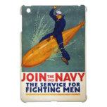 La guerra mundial del vintage 1 se une a a la mari iPad mini protectores