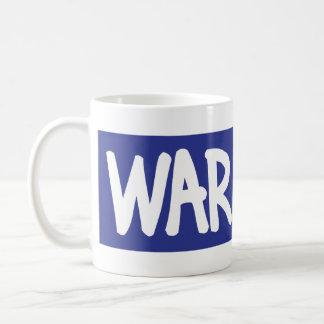 La guerra no es la respuesta taza
