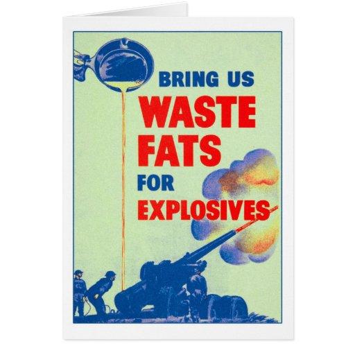 La guerra retra del kitsch del vintage nos trae su tarjeta de felicitación