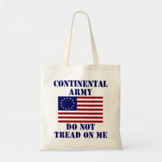 """La guerra revolucionaria """"no pisa en mí"""" el bolso  bolsa"""
