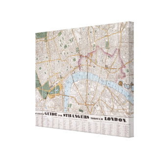 La guía de Wallis para los extranjeros a través de Lona Estirada Galerias
