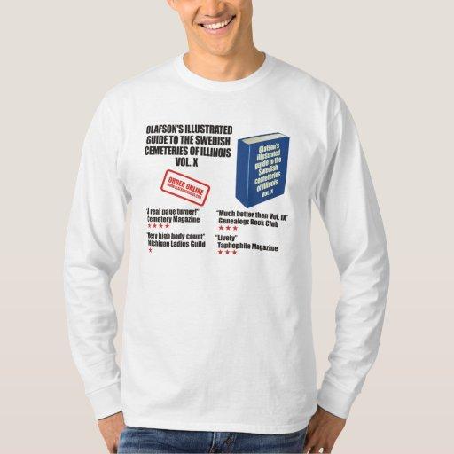 La guía ilustrada de Olafson Camisas