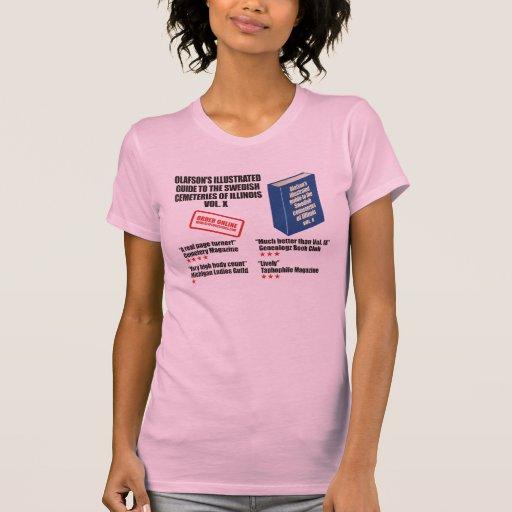 La guía ilustrada de Olafson Camiseta