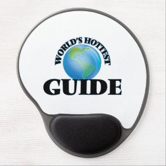 La guía más caliente del mundo alfombrilla de ratón con gel