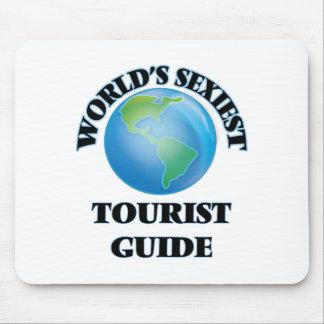 La guía turística más atractiva del mundo alfombrilla de raton