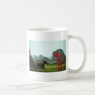 La Guilin China de Shangri Taza De Café