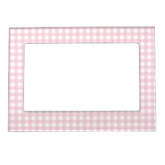 La guinga comprueba diseño de las casillas blancas marcos magneticos de fotos
