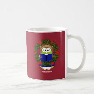 La guirnalda del jaspe tazas de café