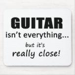 La guitarra no es todo alfombrillas de raton