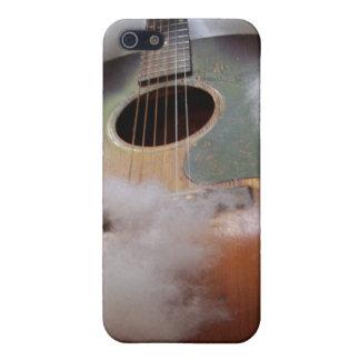 La guitarra soña el caso del iphone iPhone 5 carcasa